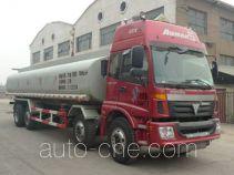 Shuangda ZLQ5316GJYA fuel tank truck