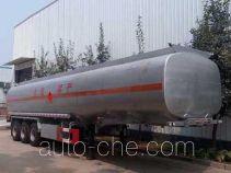 Shuangda ZLQ9407GYY полуприцеп цистерна для нефтепродуктов