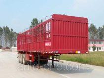 峄州牌ZLT9401CCY型仓栅式运输半挂车