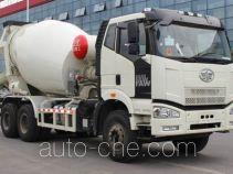 赵龙牌ZLZ5250GJB型混凝土搅拌运输车