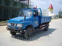 宗南牌ZN4015CDA型自卸低速货车