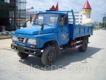 宗南牌ZN4015CDB型自卸低速货车