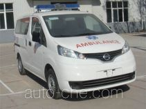 Nissan ZN5021XJHV1A4 ambulance