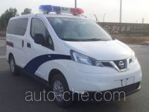 Nissan ZN5024XQCV1A5 prisoner transport vehicle