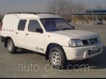 Nissan ZN5024XXYH2G4 box van truck