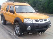 Nissan ZN5025XXYHBG5 box van truck