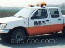 Nissan ZN5031XKCUBG investigation team car
