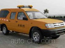 Dongfeng ZN5024XZMH2X4 rescue vehicle with lighting equipment