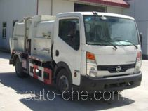 Nissan ZN5070TCAA5Z4 food waste truck