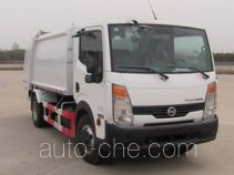 Nissan ZN5070ZYSA5Z4 garbage compactor truck