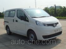 Nissan ZN6442V1D4 dual-fuel MPV
