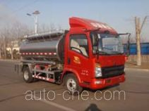 Minghang ZPS5080GSY edible oil transport tank truck