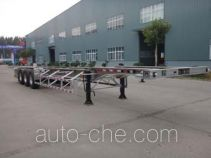 Minghang ZPS9400TJZ aluminium container trailer