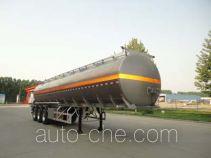 Minghang ZPS9401GYY aluminium oil tank trailer
