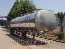 Minghang ZPS9403GSY aluminium cooking oil trailer