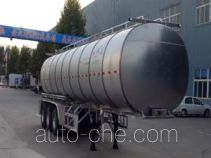 Minghang ZPS9409GSY aluminium cooking oil trailer