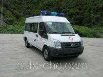 Zhongqi ZQZ5033XJH ambulance