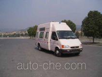Zhongqi ZQZ5040XCS-2 toilet vehicle