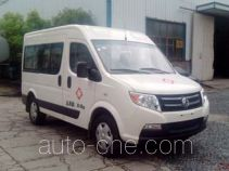 Zhongqi ZQZ5040XXJ blood plasma transport medical car