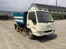 Zhongqi ZQZ5040ZZZ self-loading garbage truck