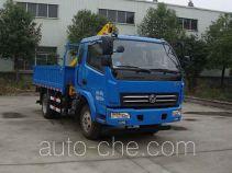 Zhongqi ZQZ5042JSQ4 грузовик с краном-манипулятором (КМУ)