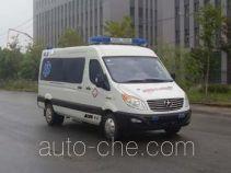 中汽牌ZQZ5049XJH型救护车