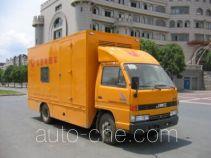 Zhongqi ZQZ5060TDY мобильная электростанция на базе автомобиля