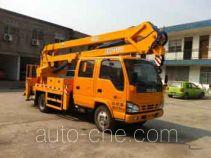Zhongqi ZQZ5066JGKF aerial work platform truck