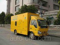 Zhongqi ZQZ5070TDY мобильная электростанция на базе автомобиля