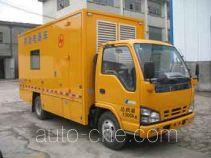 Zhongqi ZQZ5070XDY4 мобильная электростанция на базе автомобиля