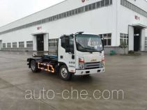 Zhongqi ZQZ5070ZXXJA5 detachable body garbage truck