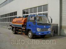 Zhongqi ZQZ5100GWLQ asphalt distributor truck