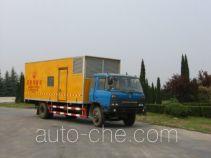 Zhongqi ZQZ5110TDY мобильная электростанция на базе автомобиля