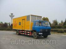 Zhongqi ZQZ5111TDY мобильная электростанция на базе автомобиля