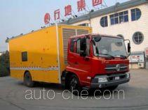 Zhongqi ZQZ5113TDY мобильная электростанция на базе автомобиля