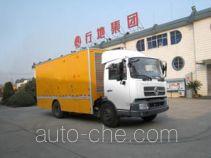 Zhongqi ZQZ5120TDY мобильная электростанция на базе автомобиля