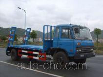 Zhongqi ZQZ5130TPB special flatbed truck