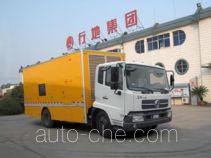 Zhongqi ZQZ5140TDY мобильная электростанция на базе автомобиля
