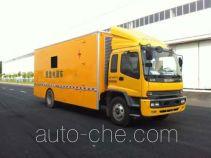 Zhongqi ZQZ5141XDY мобильная электростанция на базе автомобиля