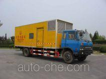 Zhongqi ZQZ5160TDY мобильная электростанция на базе автомобиля
