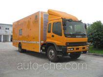 Zhongqi ZQZ5160XQX engineering rescue works vehicle
