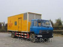 Zhongqi ZQZ5161TDY мобильная электростанция на базе автомобиля