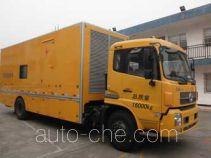 Zhongqi ZQZ5163XDY мобильная электростанция на базе автомобиля