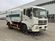 Zhongqi ZQZ5166ZLJ dump garbage truck