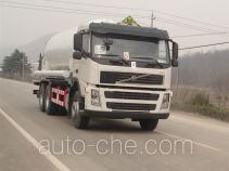 Zhongqi ZQZ5241GDY cryogenic liquid tank truck