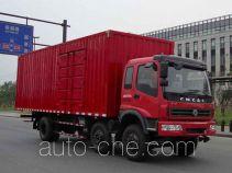 Zhongqi ZQZ5250GXXY box van truck
