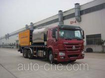 Zhongqi ZQZ5251TFC synchronous chip sealer truck