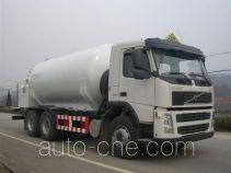 Zhongqi ZQZ5252GDY cryogenic liquid tank truck