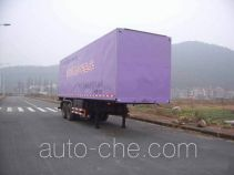 Zhongqi ZQZ9150XWT mobile stage trailer