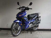 兆润牌ZR110-5型弯梁摩托车